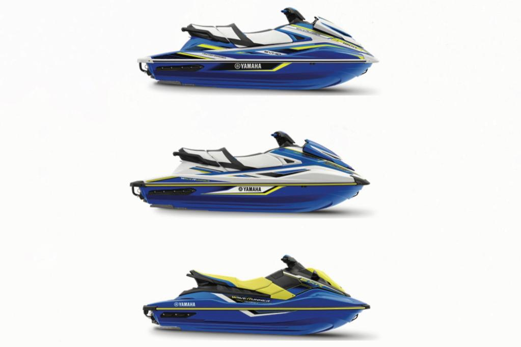 2019 Yamaha WaveRunner model year changes detailed - www boatsales