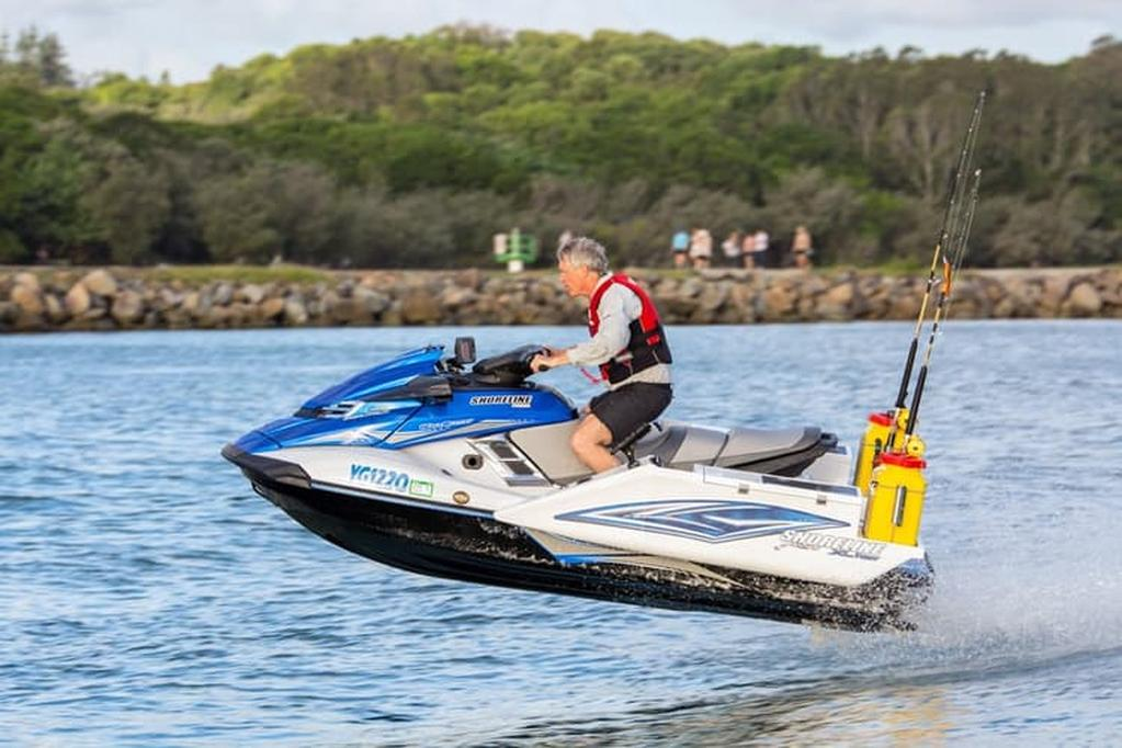 No dedicated fishing jet ski for now: Yamaha - www boatsales com au