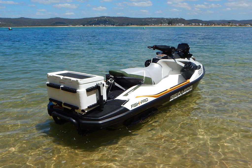 2019 Sea-Doo Fish Pro 155 review - www boatsales com au