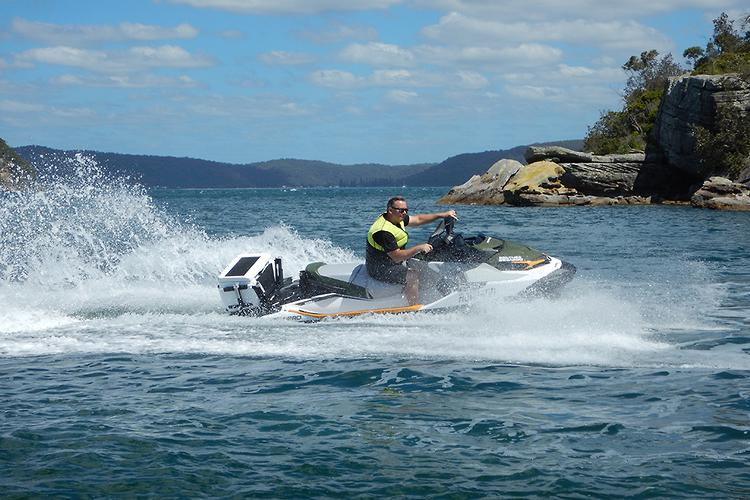 2019 Sea-Doo Fish Pro 155 review - www boatsales com au