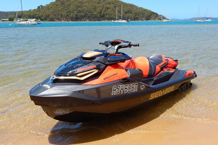 2019 Sea-Doo RXT-X300 review - www boatsales com au