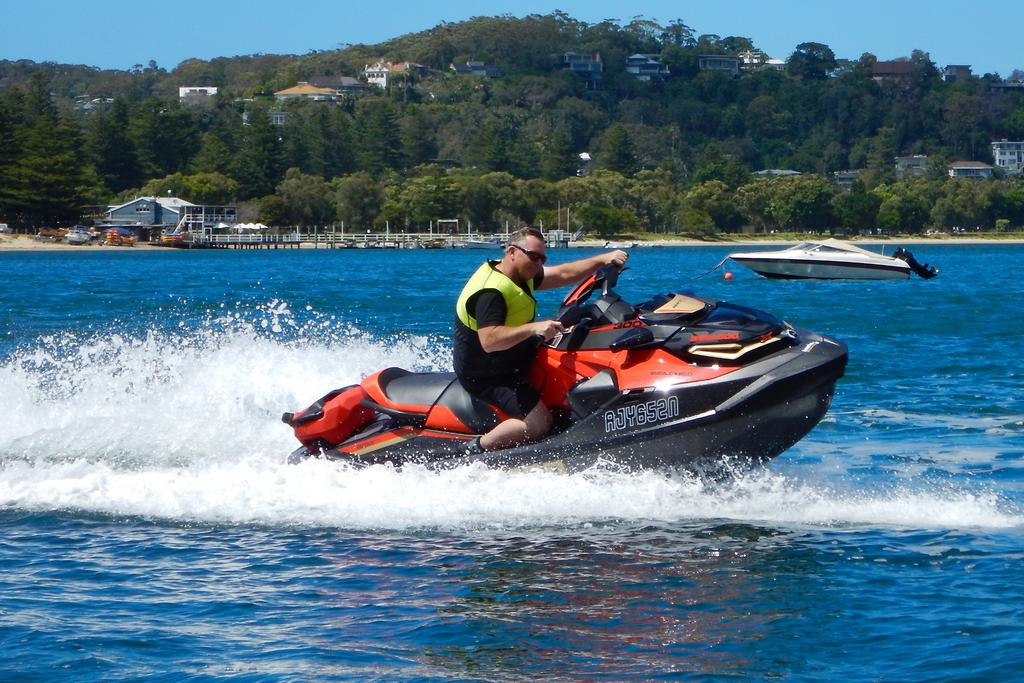 2019 Sea-Doo RXT-X300 review - www boatsales com au