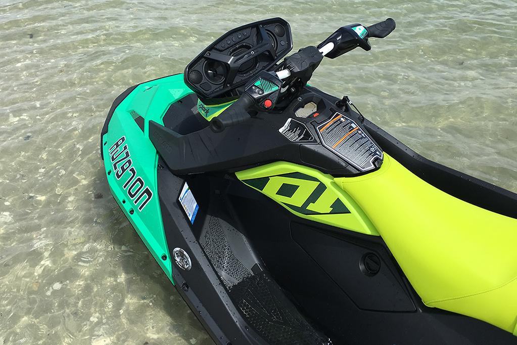 2019 Sea-Doo Spark Trixx review - www boatsales com au