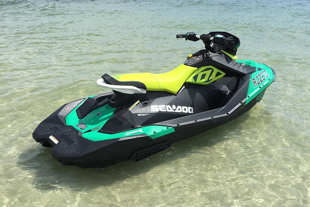 2019 Sea-Doo Spark Trixx review - www boatsales com au