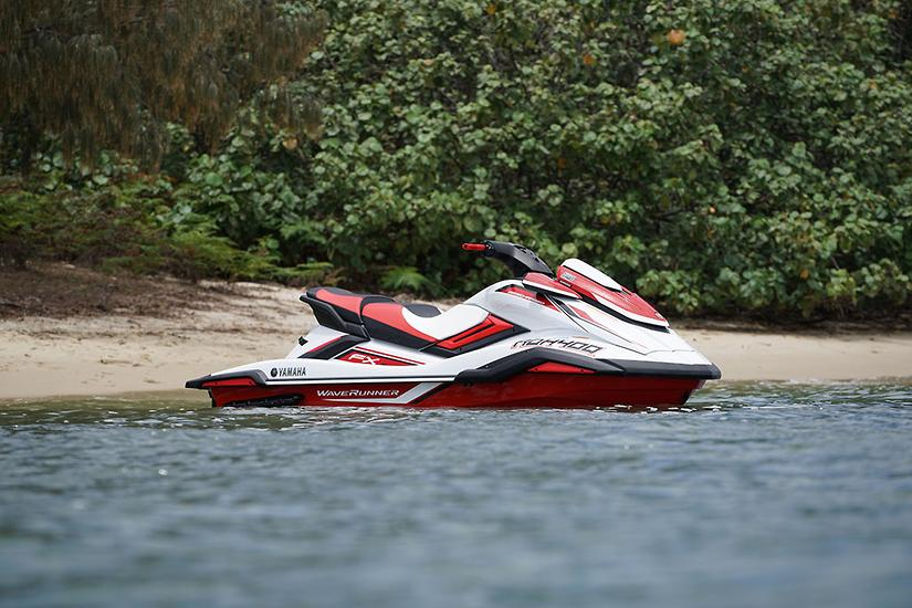 2019 Yamaha WaveRunner FX SVHO and FX HO prices and specs