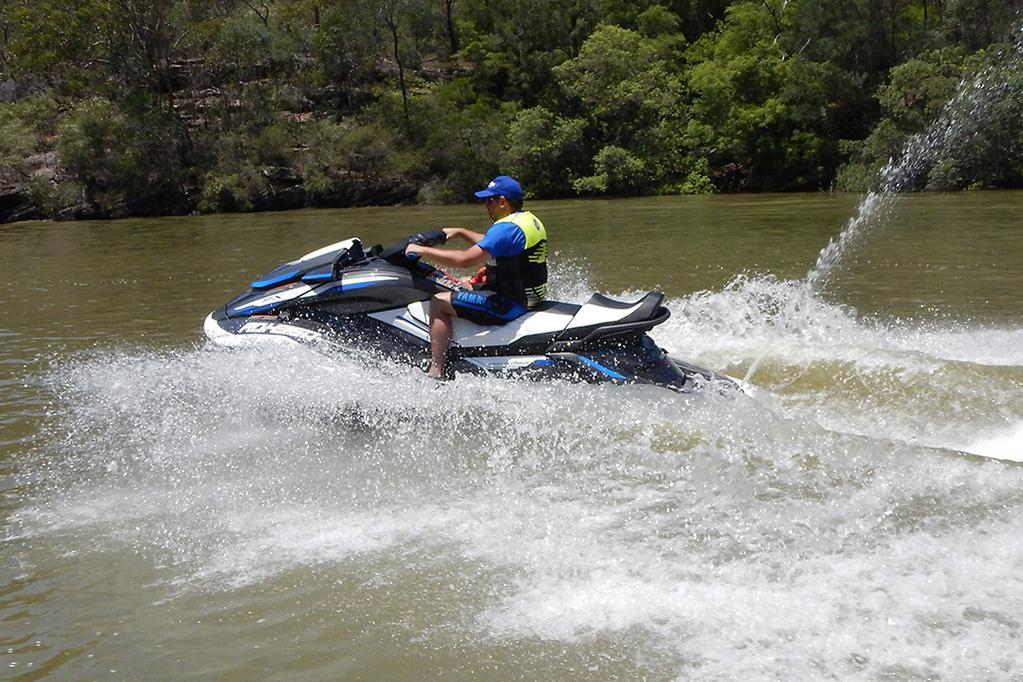 2019 Yamaha WaveRunner FXHO Cruiser review - www boatsales