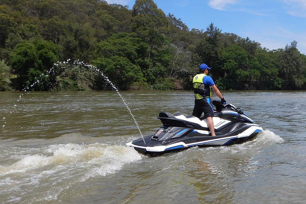2019 Yamaha WaveRunner FXHO Cruiser review - www boatsales