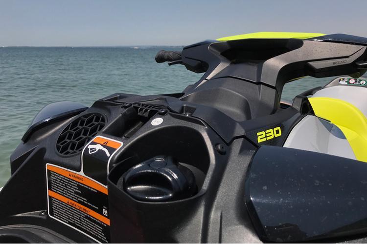 Black TOP of The LINE Jet SKI Cover for Sea Doo GTR 230 2020 ...