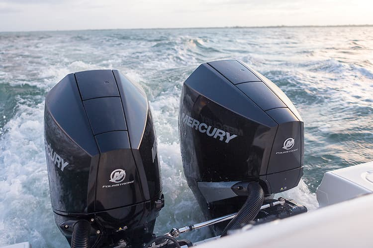 Mercury to inspect V6, V8 outboard engines for limp-home