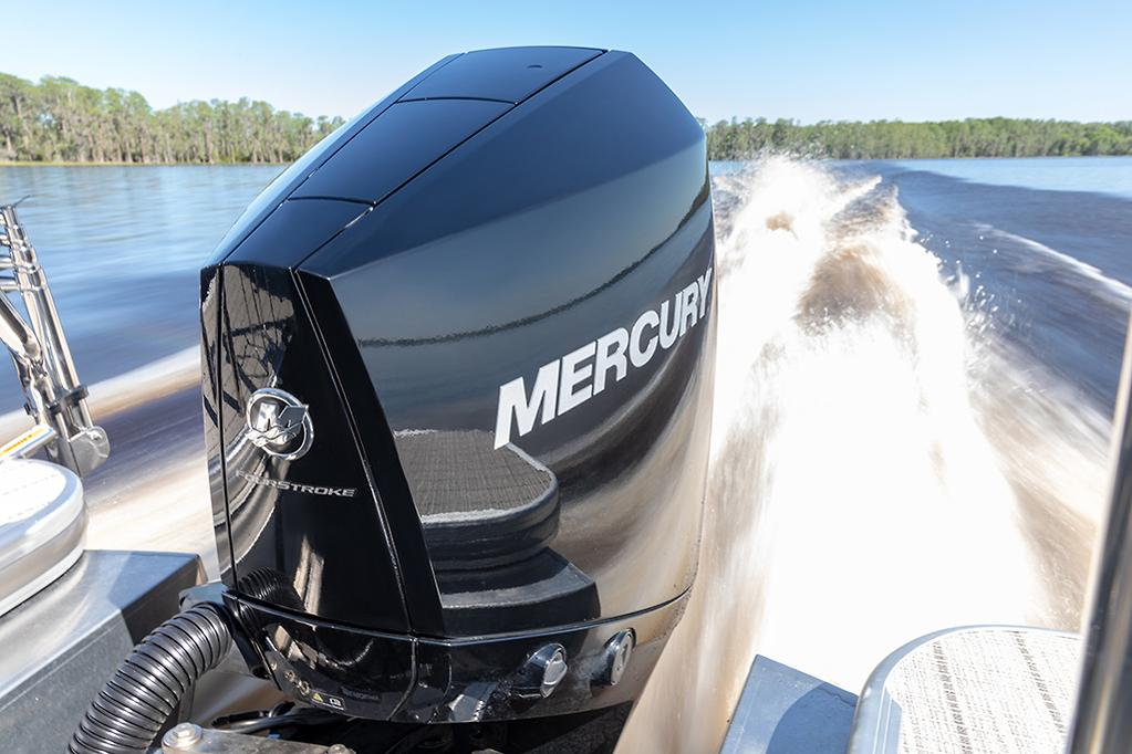 500hp turbo V8 tipped for Mercury's big-banger outboard
