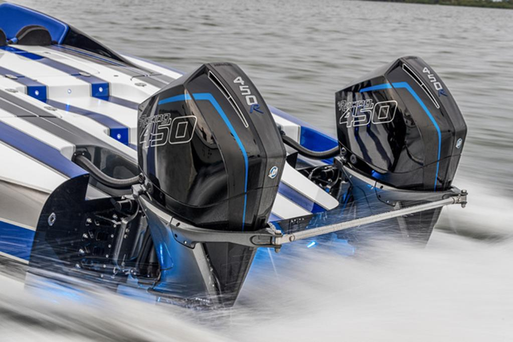 Outboard engine makers power up at 2019 Sydney boat show - www