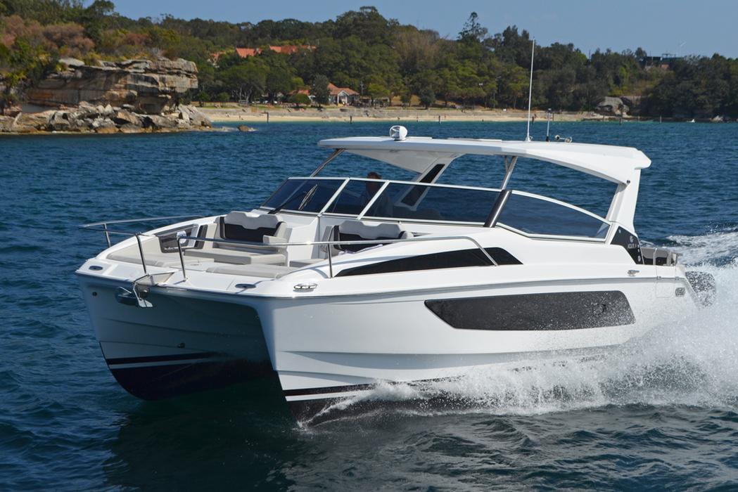 Aquila 36 Catamaran Review