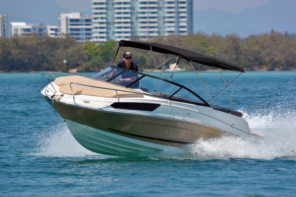 2019 Bayliner VR5 Cuddy review - www boatsales com au