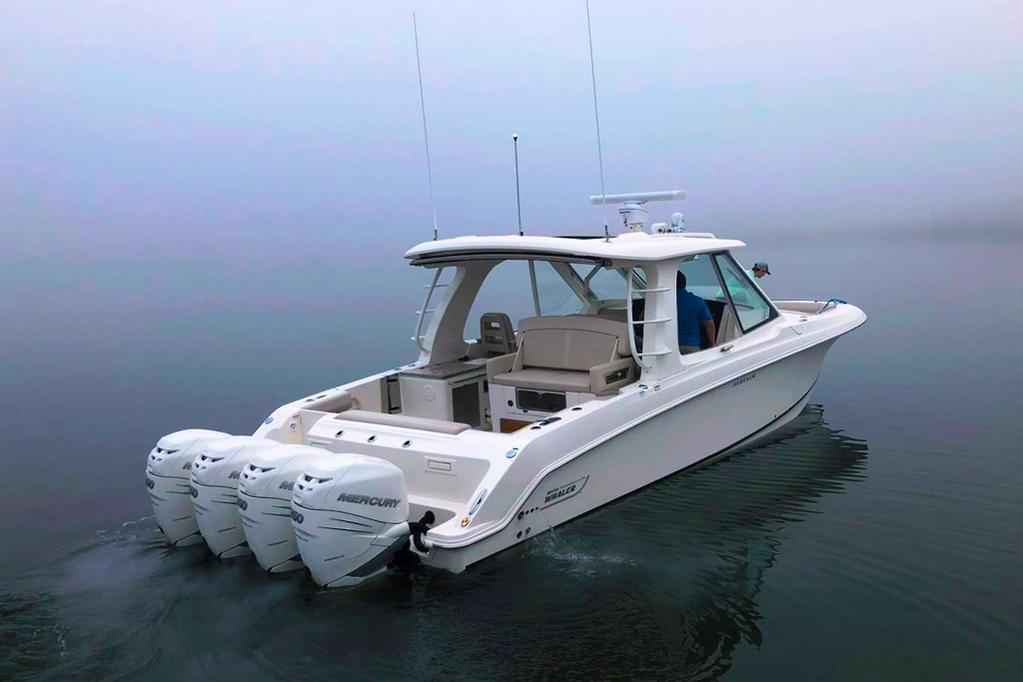 Boston Whaler 380 Realm expands the 'Expedition Series