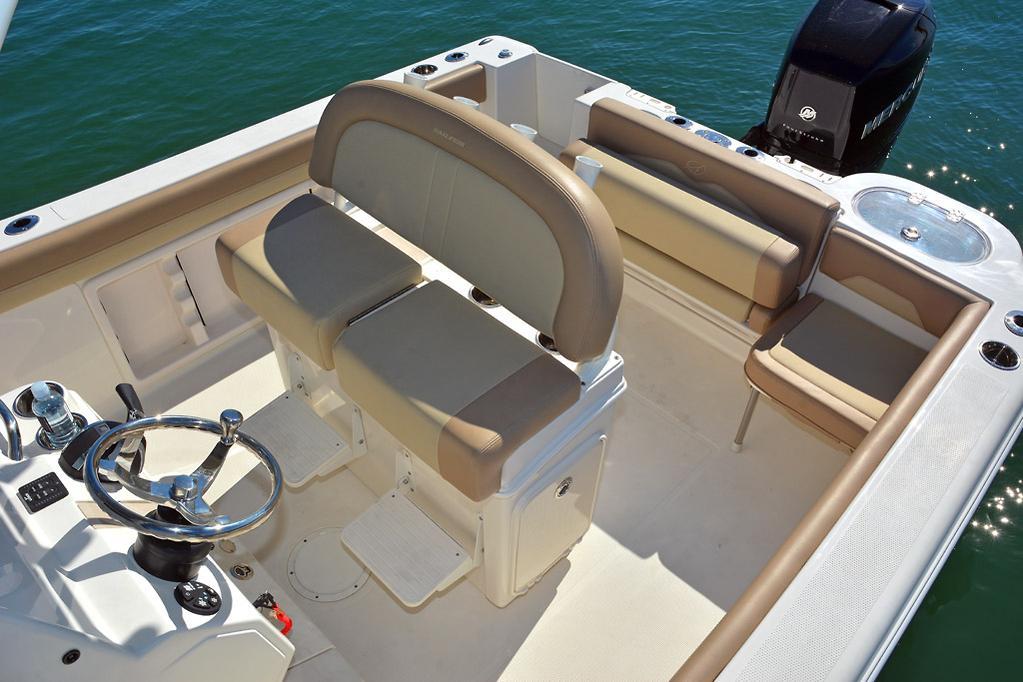 Dorado 241 Centre Console 2018 Review Wwwboatsalescomau