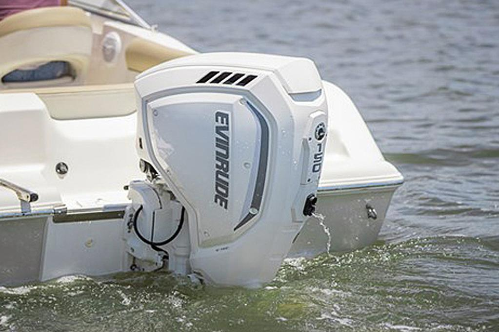 Evinrude launches new three-cylinder E-TEC G2 outboard engines - www