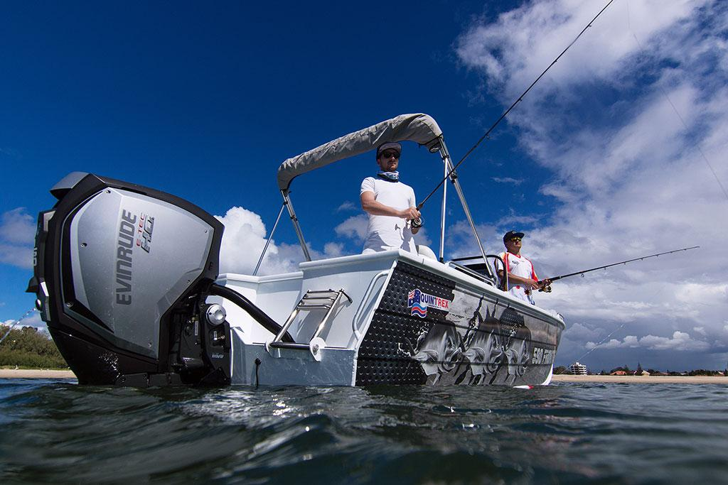 Evinrude E-TEC gains full two-stroke emissions certification