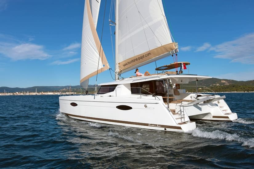 Shares selling fast for Whitsunday catamaran syndicate - www