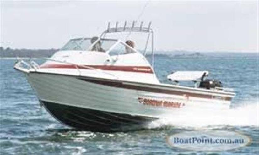 Grady-White Sailfish 272 - www boatsales com au
