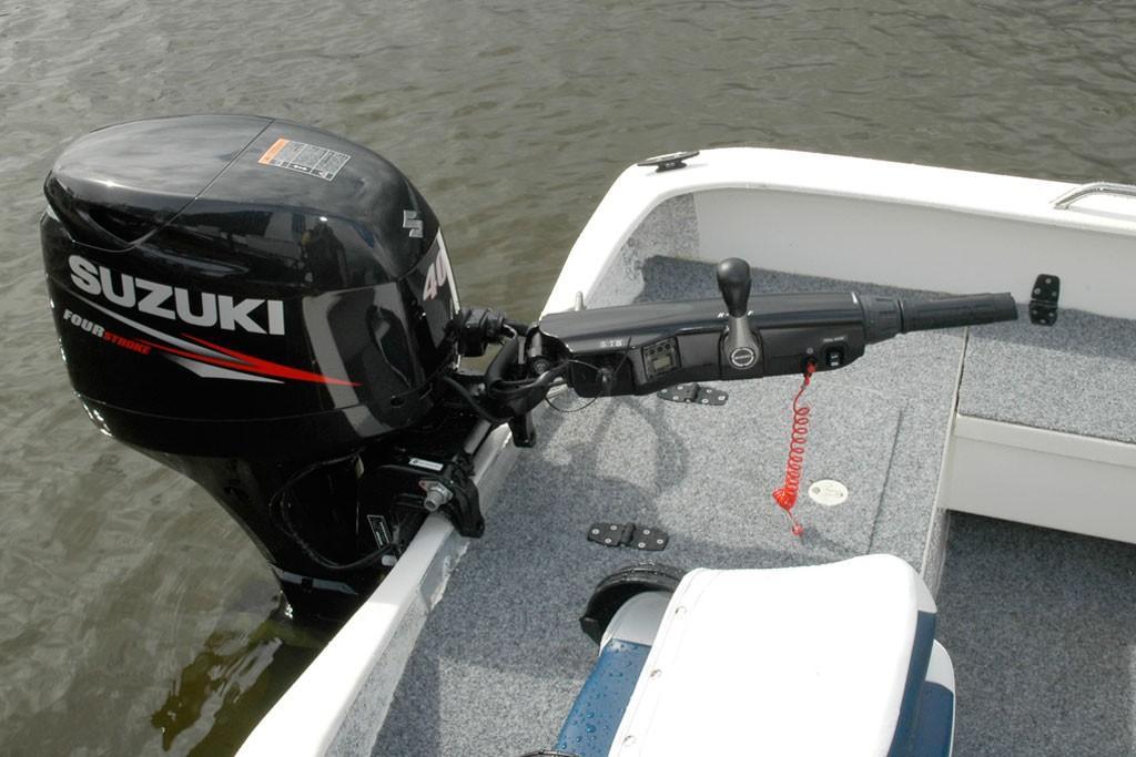New tiller handle for Suzuki 40-115hp four-strokes - www