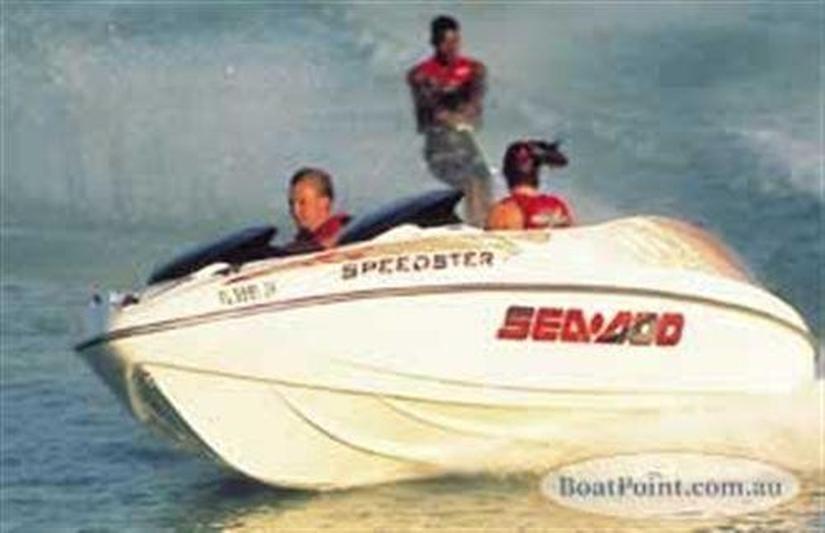 Sea Doo Speedster - www boatsales com au