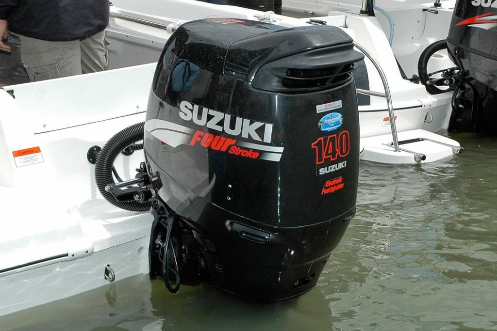 Suzuki debuts new DF100/115/140A four strokes - www boatsales com au