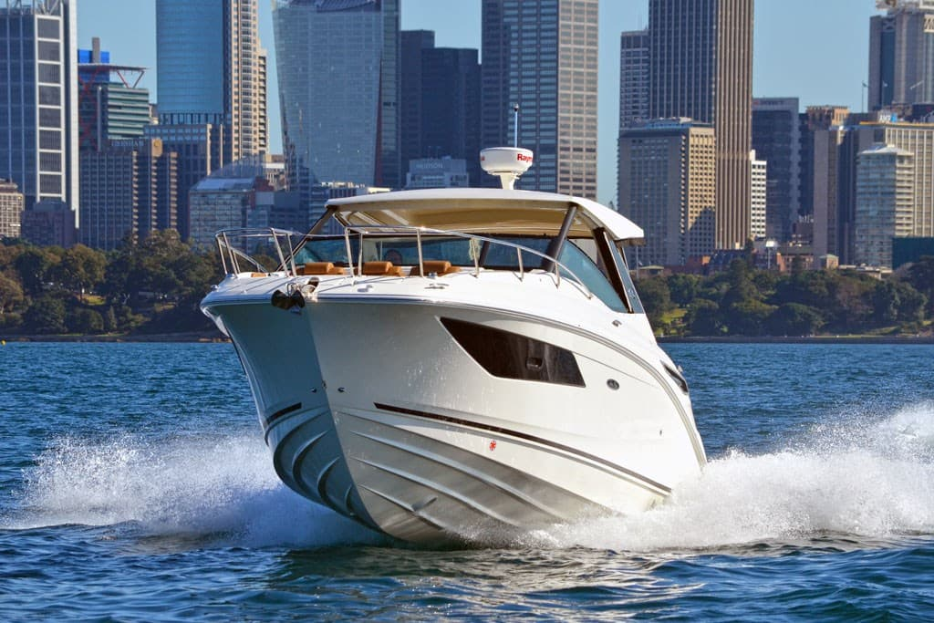 Sea Ray Sundancer 320 Review Www Boatsales Com Au