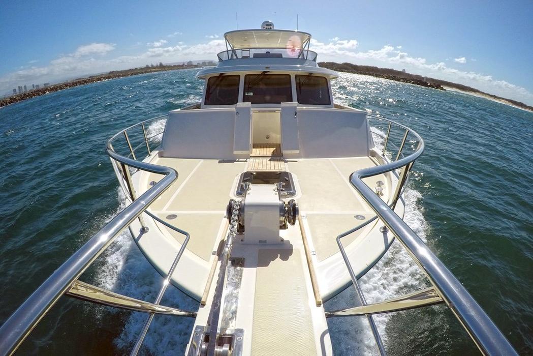 Marlow 53 Explorer Review Www Boatsales Com Au