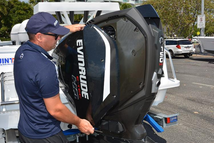 Evinrude E-TEC 150hp G2 H O: Engine Review - www boatsales com au