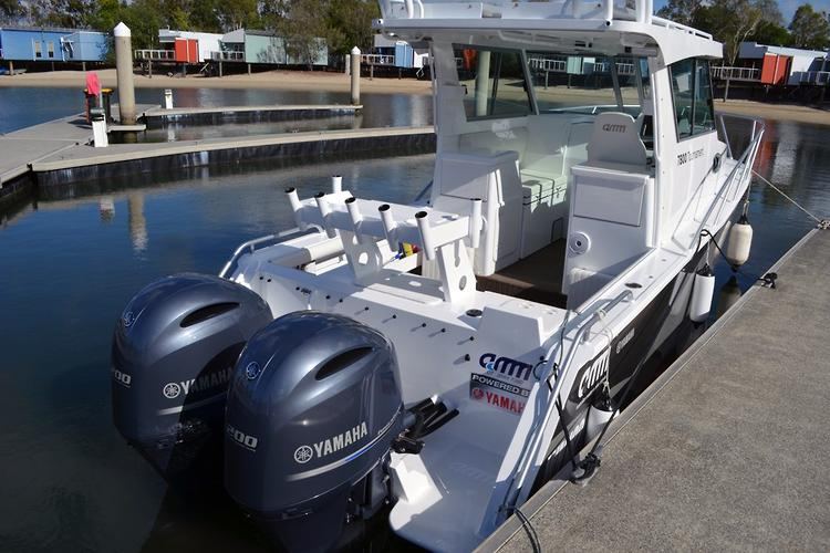Engine Tests: 2014 Yamaha F115B and F175A - www boatsales com au