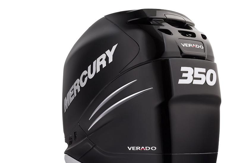 New Mercury Verado 350: Video - www boatsales com au