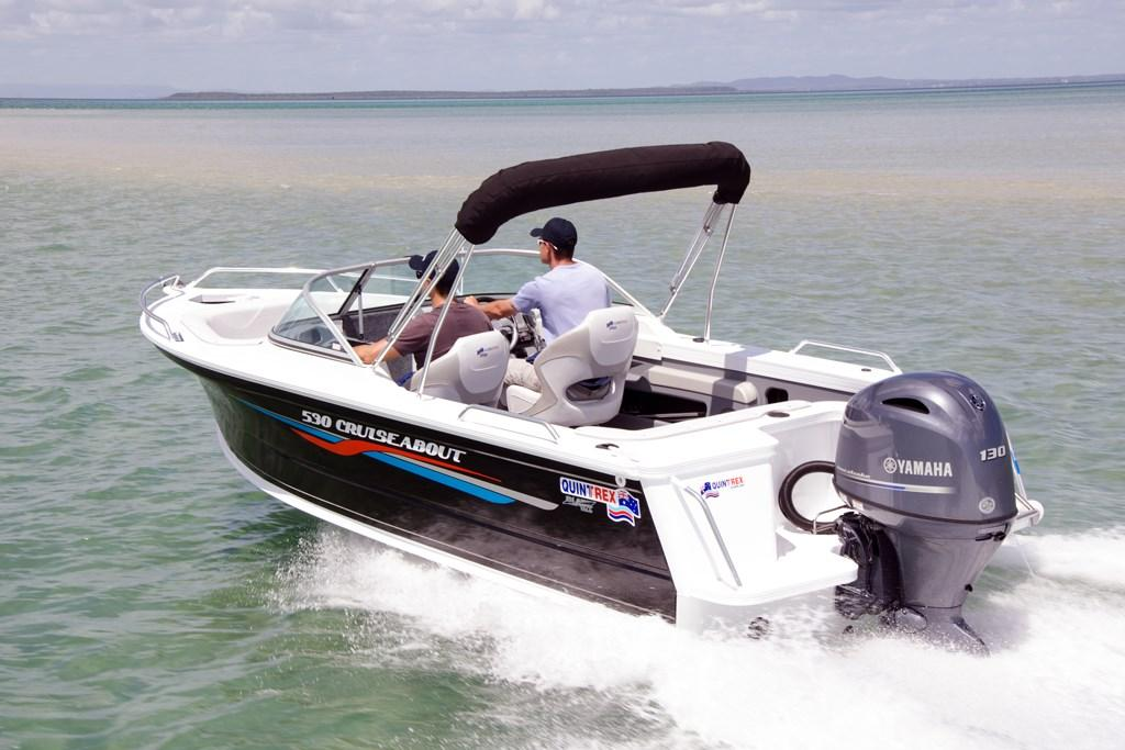 Yamaha F130A Four-Stroke: Australian launch - www boatsales com au