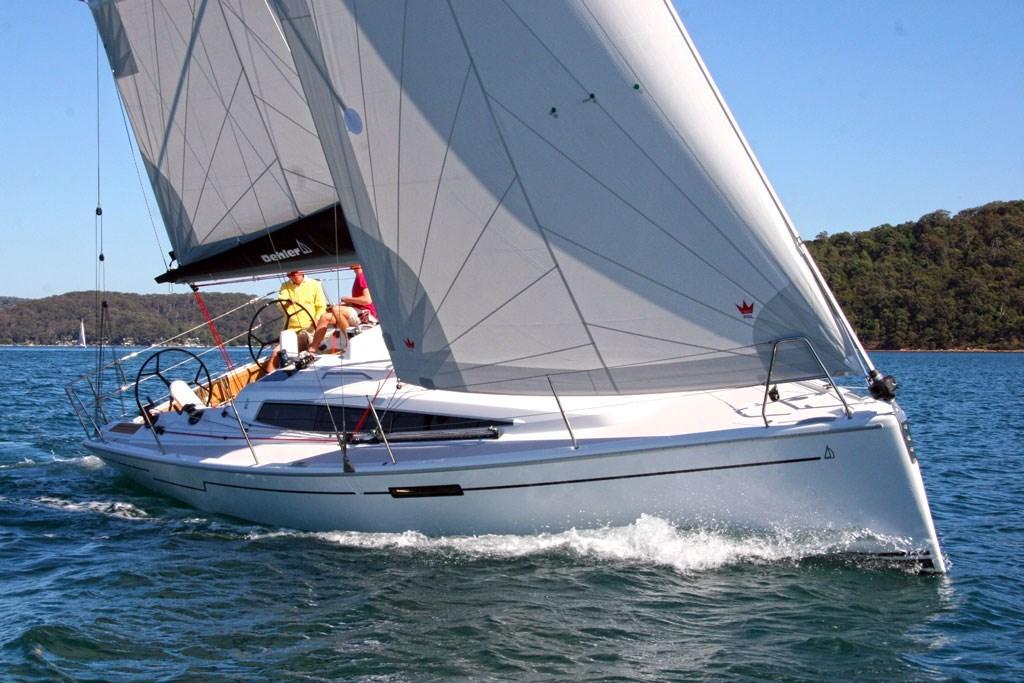 Dehler 34 Yacht Review Www Boatsales Com Au