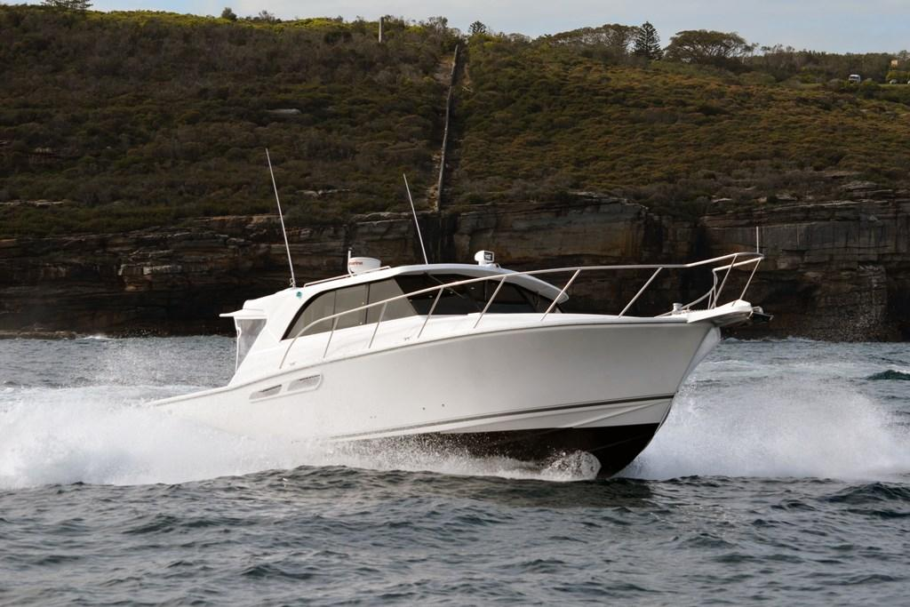 Caribbean 420 Express: Review - www boatsales com au