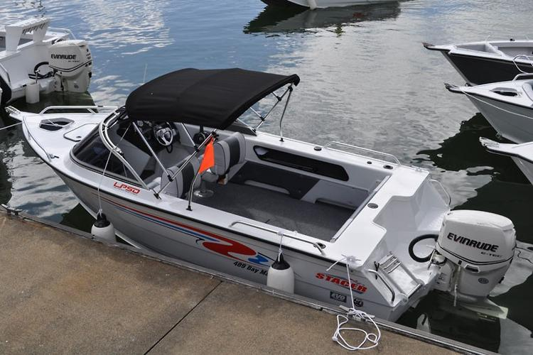 Stacer 509 Bay Master - www boatsales com au