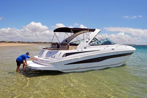 Sea Ray Sports Cruiser Reviews - Boatsales com au