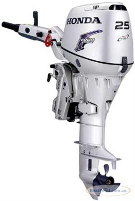 Part 2 four strokes from 25 30hp for Honda outboard motor sales