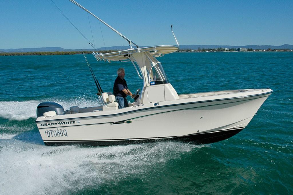 Grady White Fisherman 209 - www boatsales com au