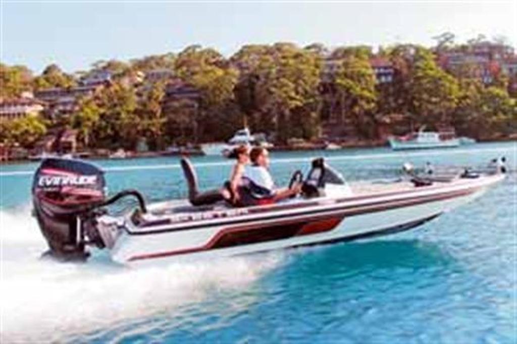 Evinrude E-TEC HO range - www boatsales com au