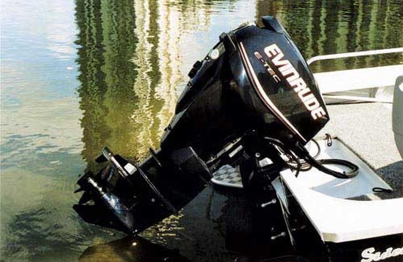 Evinrude E-Tec 30 - www boatsales com au