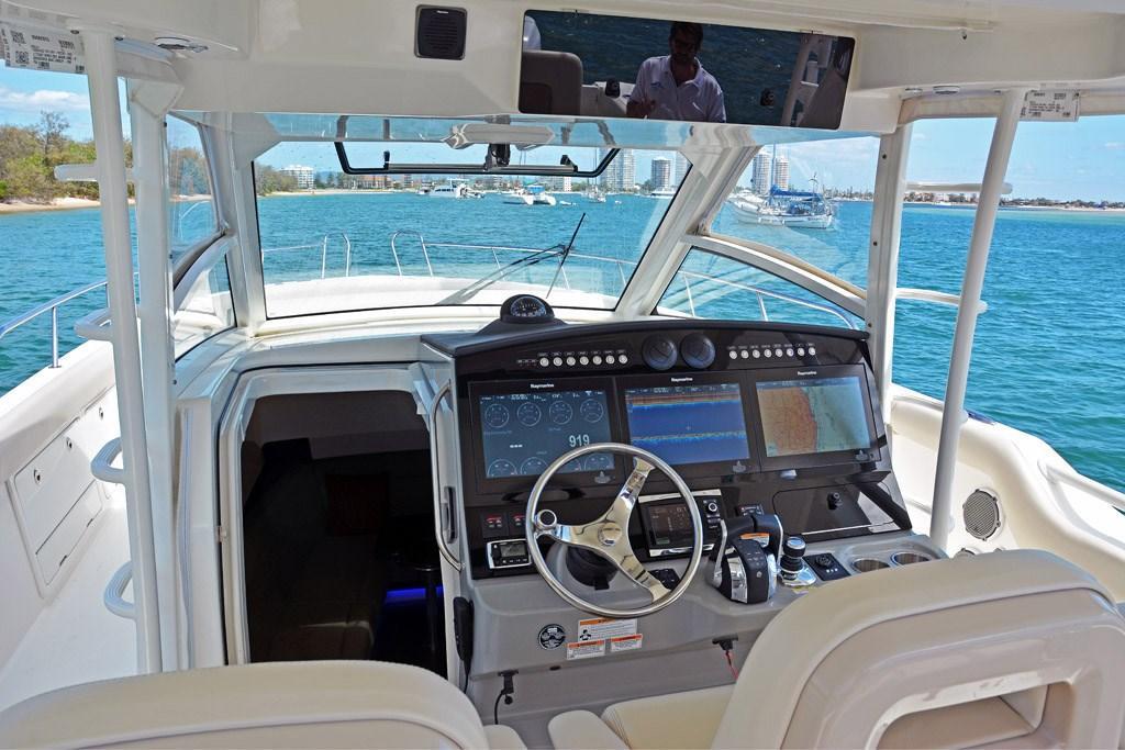 Next-generation Mercury VesselView arrives - www boatsales