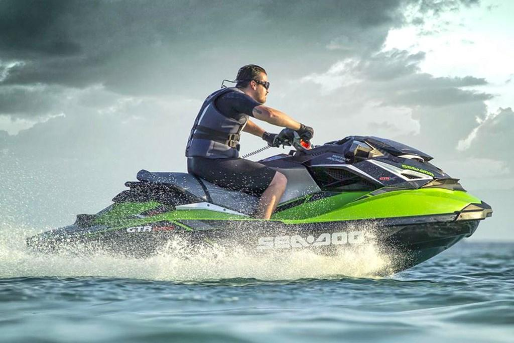 2017 Sea-Doo GTR 230 and GTR-X 230: Watercraft Review - www