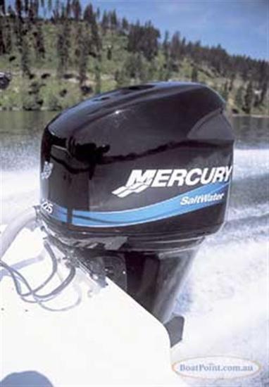 Mercury 225 four-stroke - www boatsales com au