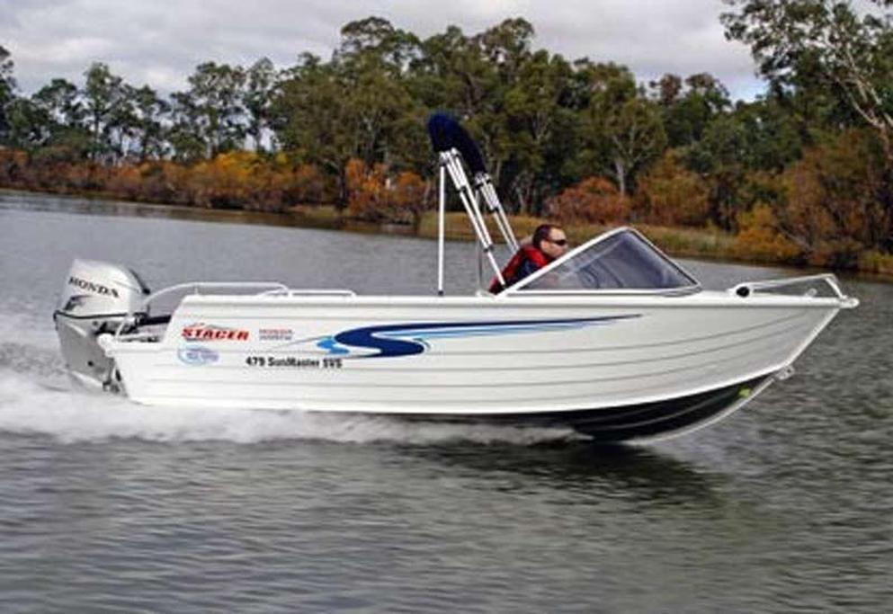 Honda BF60 EFI - www boatsales com au