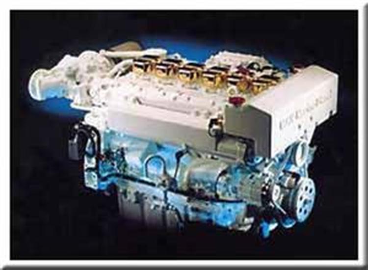 MAN D28 Series Diesel - www boatsales com au