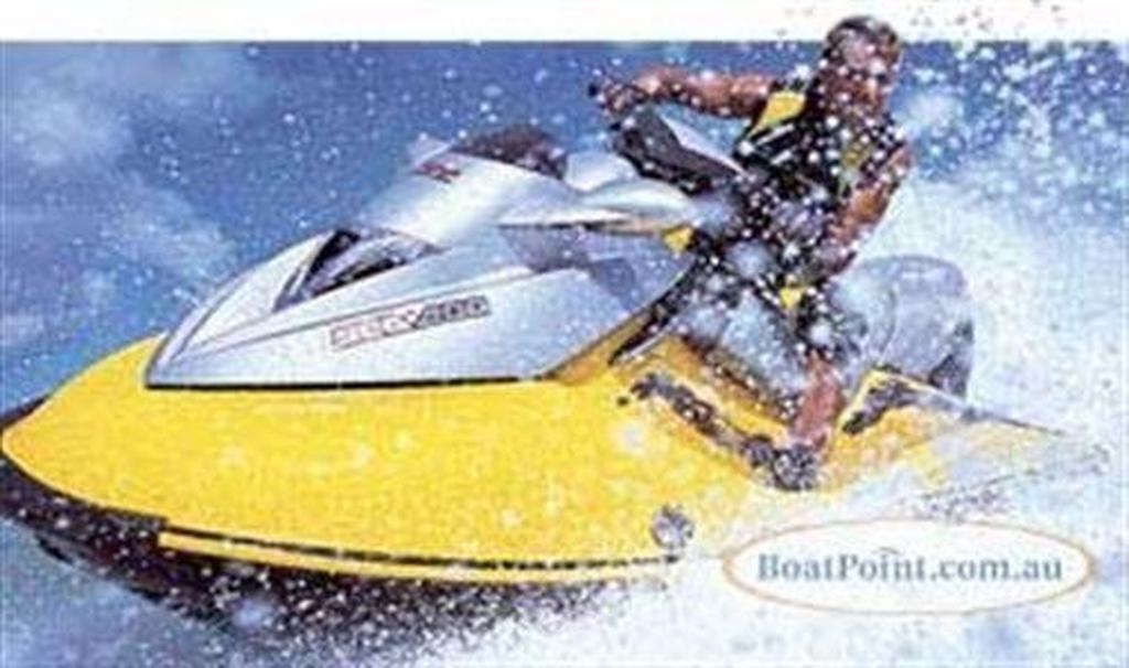Sea Doo's 2003 PWC Lineup - www boatsales com au