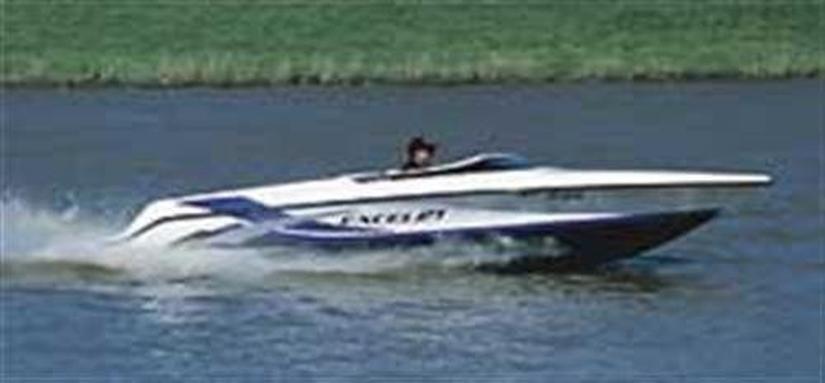 Skicraft Excel 21 - www boatsales com au