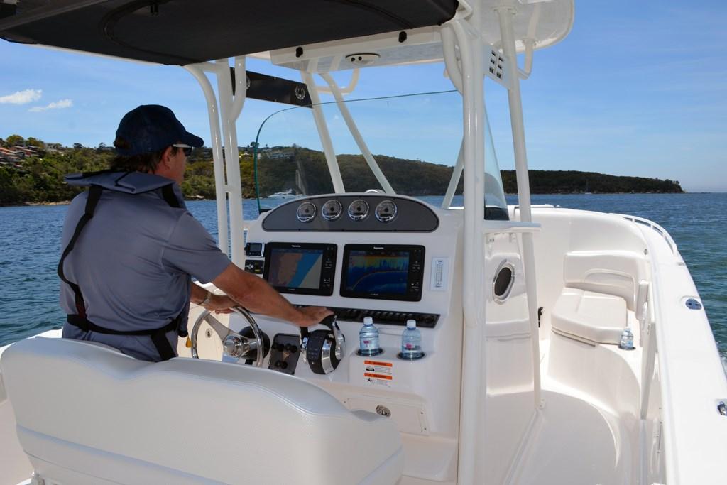 Mercury's new VesselView Mobile app - www boatsales com au
