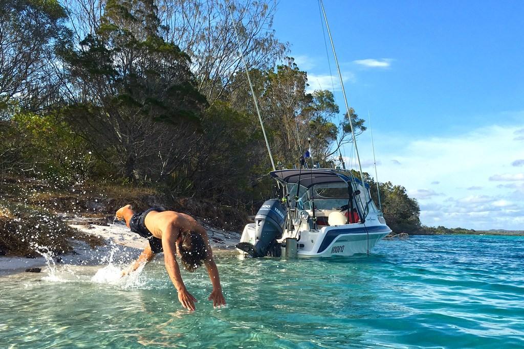 Fraser Island: Trailerboat Travel Destinations - www