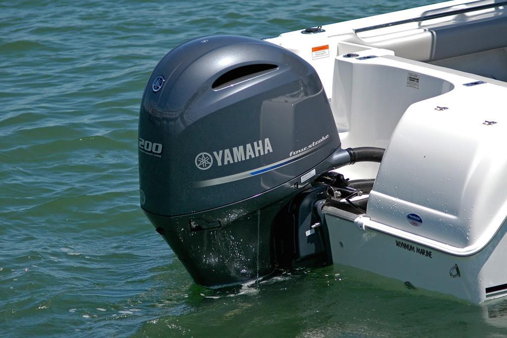 Yamaha F200F/G Four-Stroke - www boatsales com au